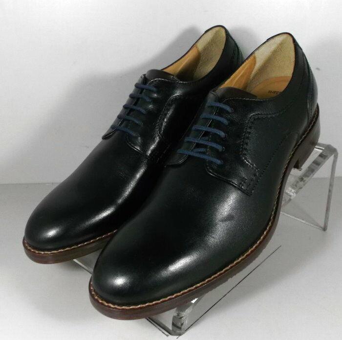 209595 ES50 Chaussures Hommes Taille 11 M Noir en Cuir à Lacets Johnston & Murphy