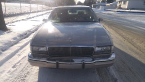 1992 Buick Park avenue limited