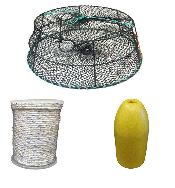 KUFA Sports Vinyl Coated Tower  Style Prawn Trap & Accessory  (CT78+FYM403)  shop online