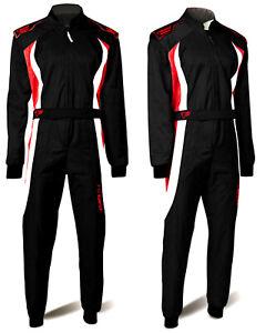 Cordura-Atlanta-CS-3-Overall-Speed-Hochwertiger-Kartoverall-schwarz-rot-weiss