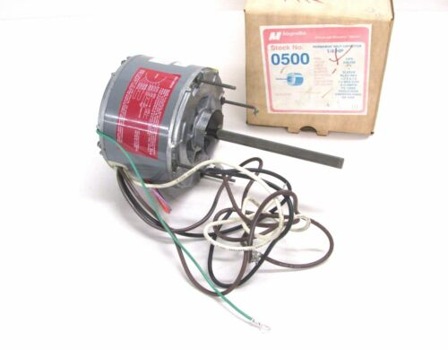 MagneTek 14 HP ELECTRIC MOTOR, 1075 RPM, 208230V, SPLIT CAPACITOR, 0500