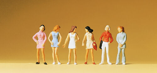 Preiser 14006 Gauge H0 Figurines, Teenager # New Original Packaging ##