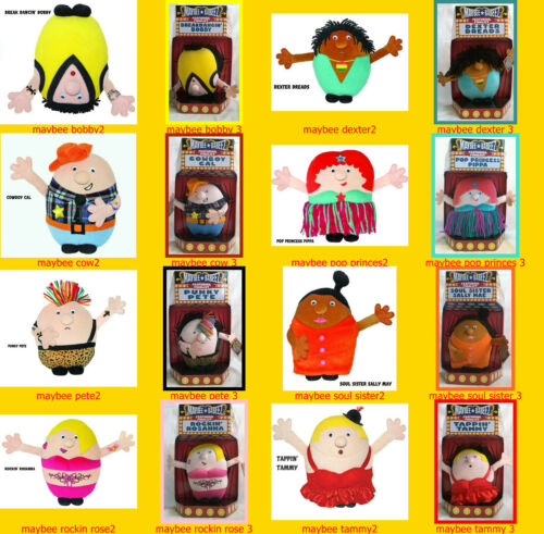 maybee babeez talent show dolls hopefuls new  collect all 8 too cute not to have