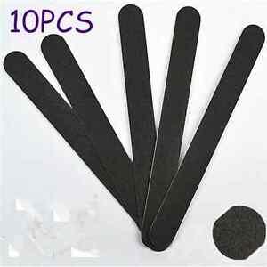 10PC-archivo-de-lijado-util-Arte-de-Unas-Bufer-Salon-Manicure-UV-Gel-Pulidor-Herramienta-FT