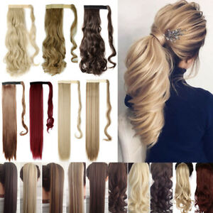 Hair-ponytail-Clip-In-as-Real-Human-Hair-Extensions-Wrap-Around-Pony-Tail-US