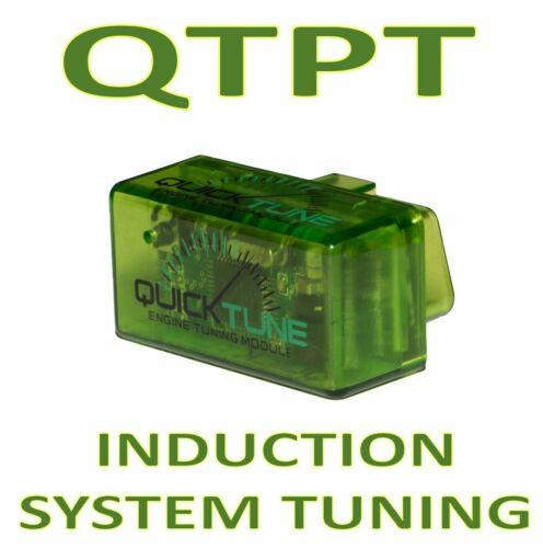 QTPT FITS 2014 MERCEDES BENZ C63 AMG 6.3L GAS INDUCTION SYSTEM PERFORMANCE CHIP