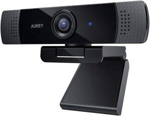 AUKEY-Full-HD-Webcam-1080p-Live-Streaming-Kamera-USB-Webcam-fuer-Widescreen-Video