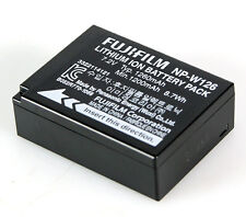 Original Fuji Fujifilm NP-W126 Akku X-Pro2 X-T2 X-T1 X-T10 X-E2S X-E2 Messeware