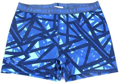 Under Armour Enfants Filles Imprimé Arsenal Short Vénitien Blue Youth L//XL