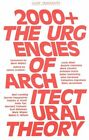 2000+: The Urgencies of Architectural Theory by James Graham (Paperback, 2015)