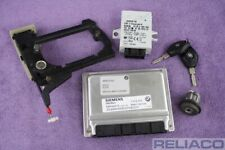 BMW X3 Series 3 E83 M54 ECU Kit DME EWS 3 EGS Steering Column Key 7549146