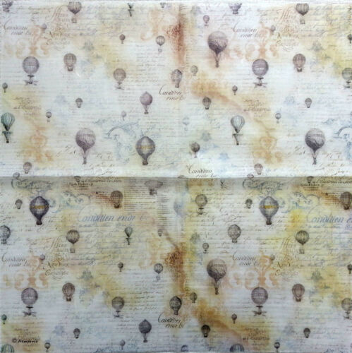 Rice Decoupage Paper Decoupage Sheets Stamperia Scrapbooking Ballons