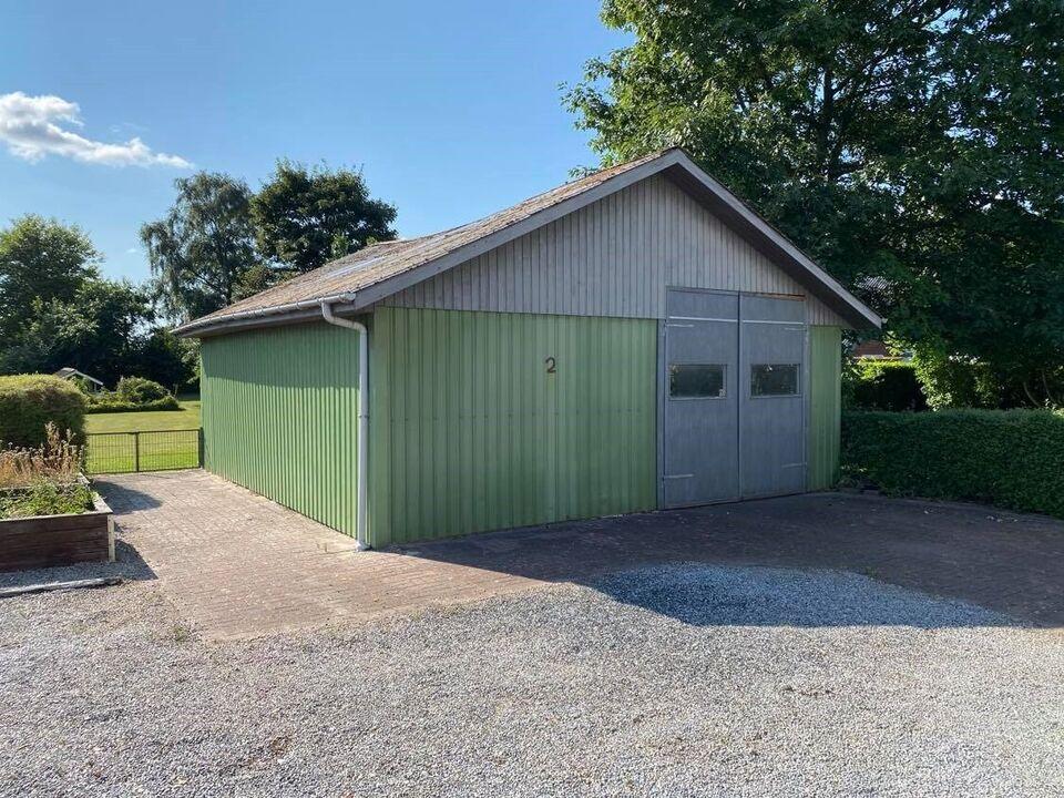 Værksted med Autolift, Tistrup