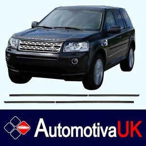 Land-Rover-Freelander-2-Door-Rubbing-Strips-Door-Protectors-Side-Protection
