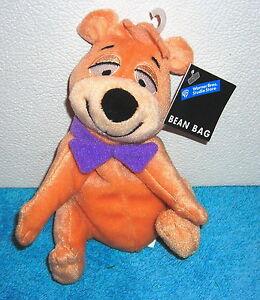 Warner Brothers Hanna Barbera Yogi Bear Boo Boo 7 Plush Bean Bag