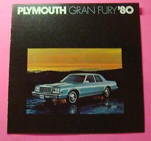 Plymouth Grand Fury on