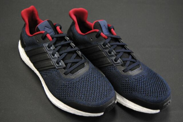 [BB3931] NEW MEN'S ADIDAS ULTRABOOST ST M BLACK COLLEGIATE NAVY RUNNING SHOES
