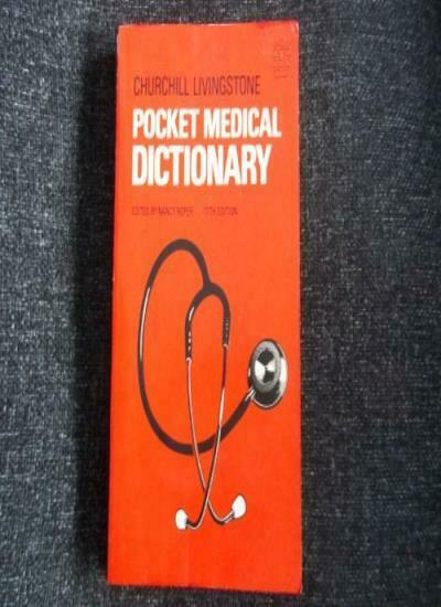 Pocket Medical Dictionary By Nancy Roper