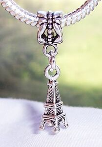 Eiffel-Tower-Paris-France-Landmark-Dangle-Bead-for-European-Style-Charm-Bracelet
