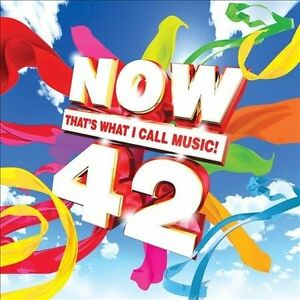 NOW-42-Various-Artists-Audio-CD