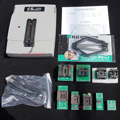 VS4800 USB High Speed Universal Programmer GAL EPROM FLASH 51 AVR PIC MCU SPI