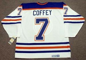 eb5c1034d Image is loading PAUL-COFFEY-Edmonton-Oilers-1987-CCM-Vintage-Throwback-