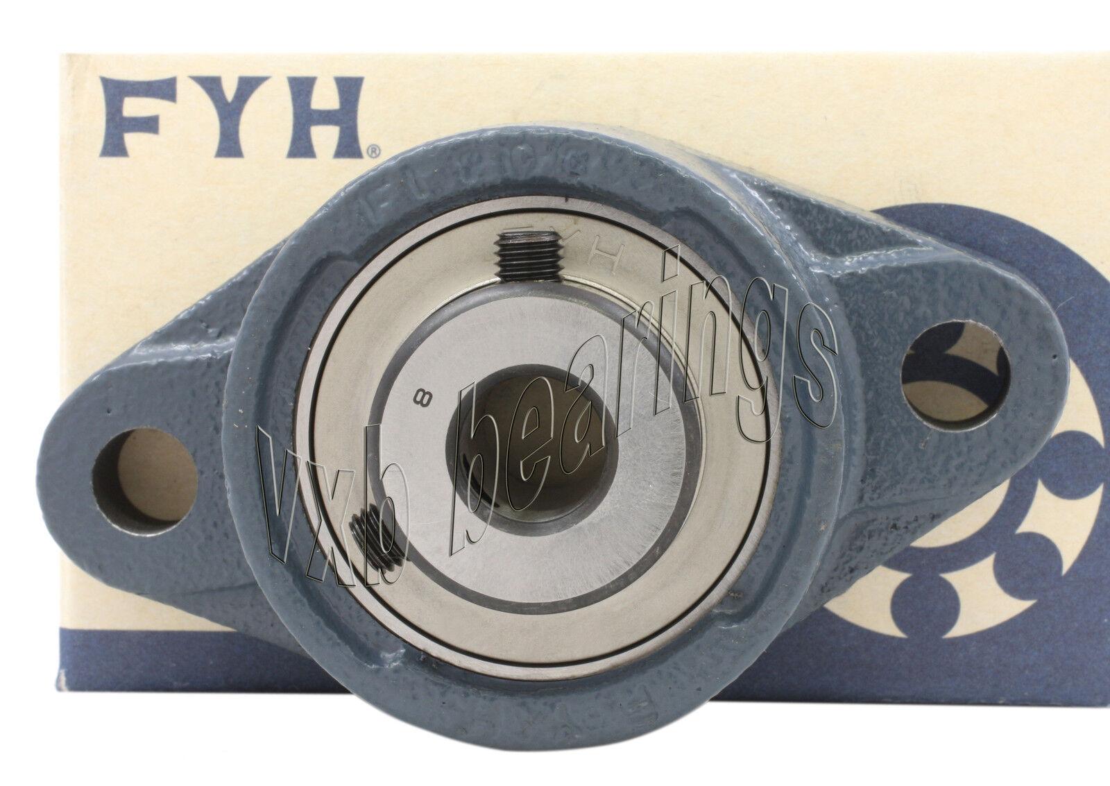FYH Bearing UCFL213 65mm Flanged Mounted Bearings 11262