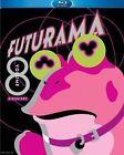Futurama Vol 8 - Blu-ray DVD Combo Region 1