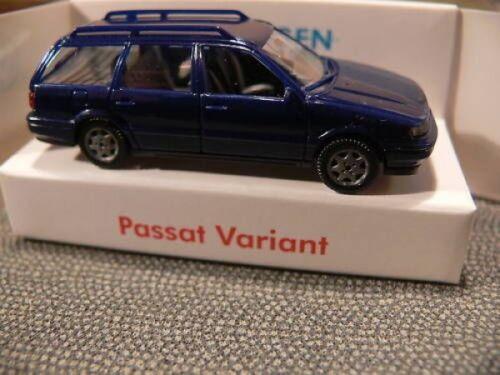 1//87 Wiking VW Passat Variant B4 dunkelblau