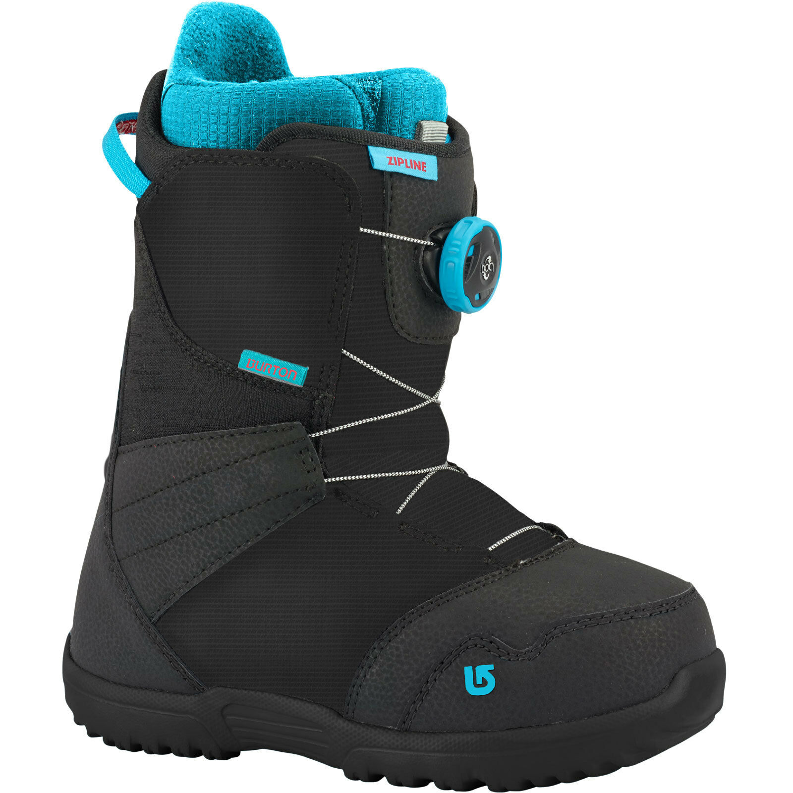 Burton Zipline Zip-Line Zip-Line Zip-Line BOA Kinder Snowboardschuhe SnowboardStiefel SoftStiefel NEU e237e2