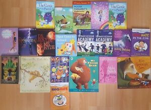 Wholesale-Job-lot-of-50-Mixed-Children-Books-Brand-New-Free-P-amp-P