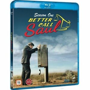 Better-Call-Saul-Serie-Tv-Stagione-1-Cofanetto-3-Blu-Ray-Nuovo-Sigillato
