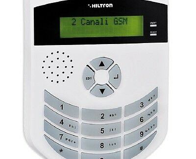 Combinatore telefonico gsm 2in 2out con messaggi vocali for Combinatore telefonico auto
