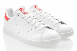 NEU SCHUHE ADIDAS ORIGINALS STAN SMITH Herren Exclusive Sneaker Turnschuhe LEDER
