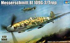 Trumpeter 02298-1:32 Messerschmidt Static Aircraft Neu