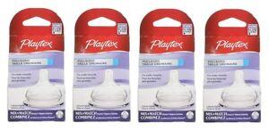 Slow Flow 2 Pk Playtex FullSized Nipple