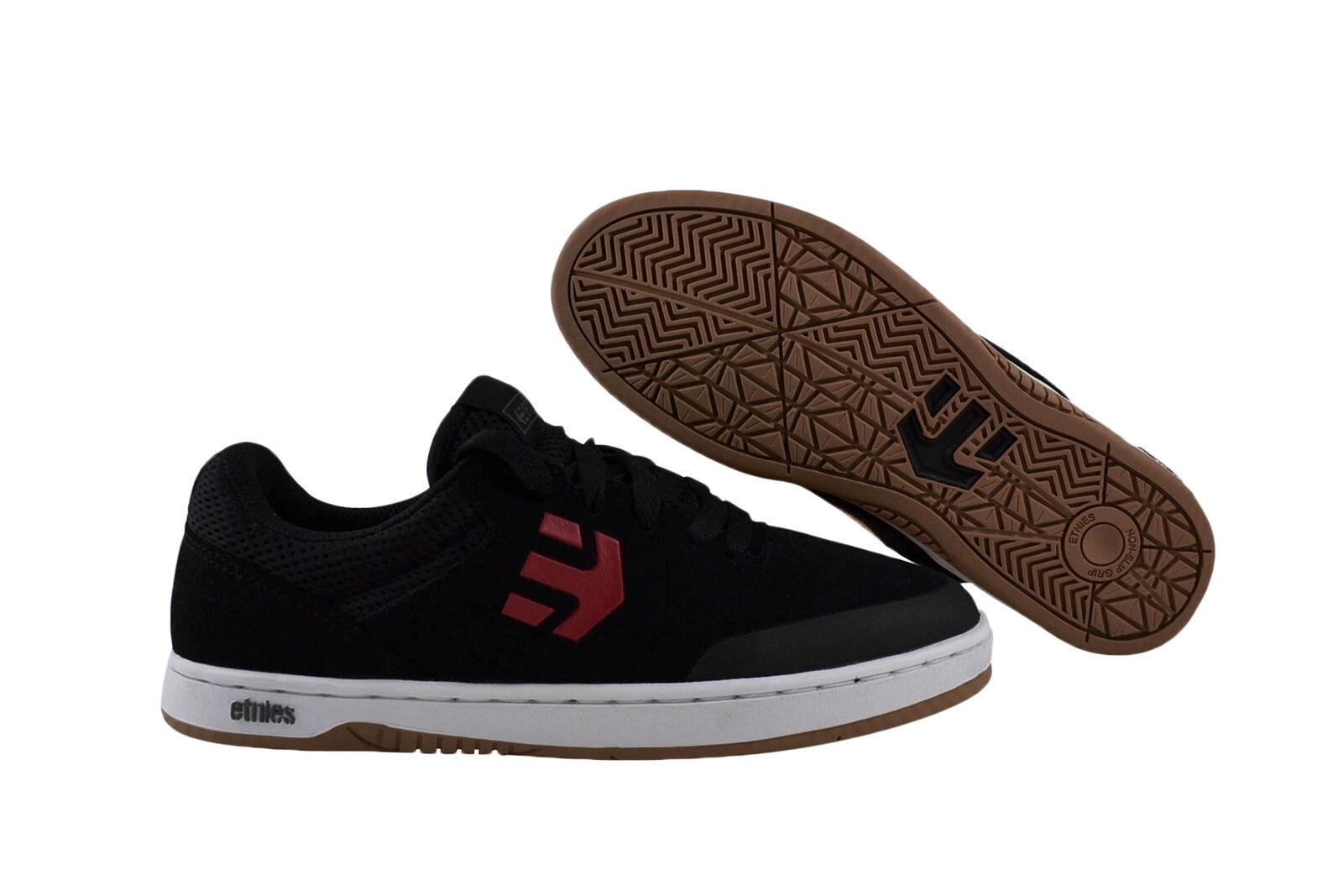 Etnies Marana black/red/white Skater Sneaker/Schuhe schwarz