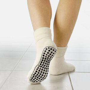 Stoppersocken-ABS-rutschfeste-Socken-Anti-Rutsch-Hausschuhe-36-37-38-39-Frottee