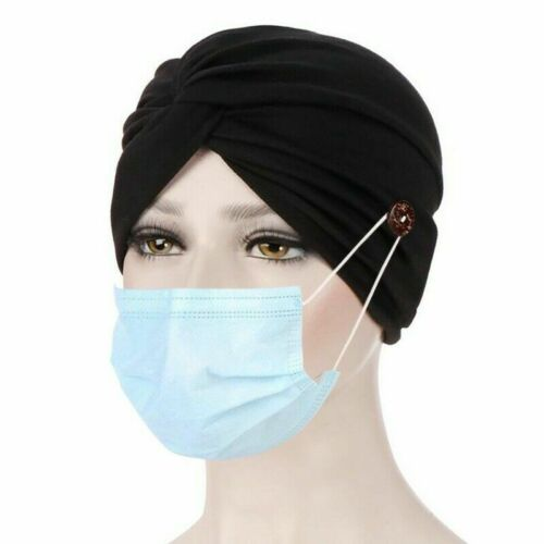 Women Cancer  Cap  Cross   Chemo Scarf  Turban  Hat Wrap  Hijab  Head  Muslim