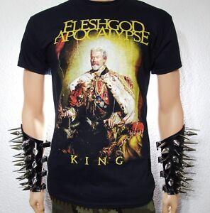 king OFFICIAL  T-SHIRT FLESHGOD APOCALYPSE