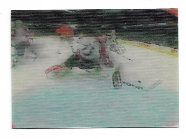1996-97 McDONALD'S PINNACLE ICE BREAKERS # 30 PATRICK ROY !!