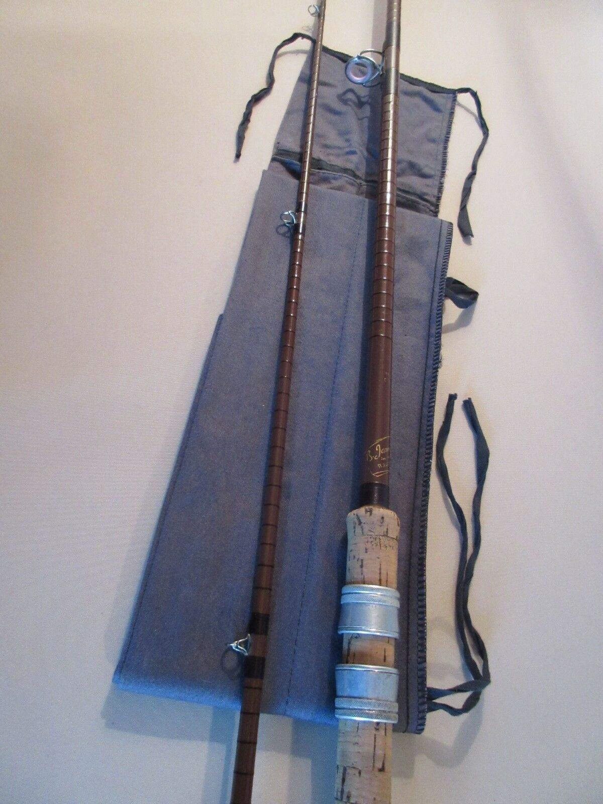 B. James   Bruce & Walker  MkIV  Avon G  10' rod  classic fashion