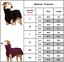 Indexbild 3 - Hundepullover Winter Warme Rollkragen Pulli Outdoor Mantel Jacke Kleidung Neu