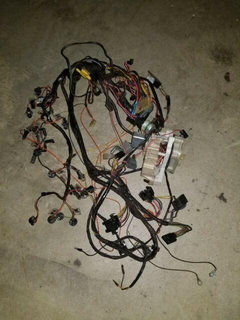 1973 1974 Charger Satellite Roadrunner Rallye Dash Wiring
