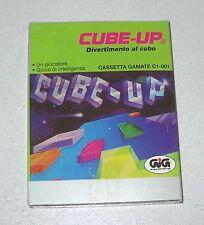 Cassetta GIG Gamate CUBE-UP Divertimento al cubo NUOVO Console C1-001