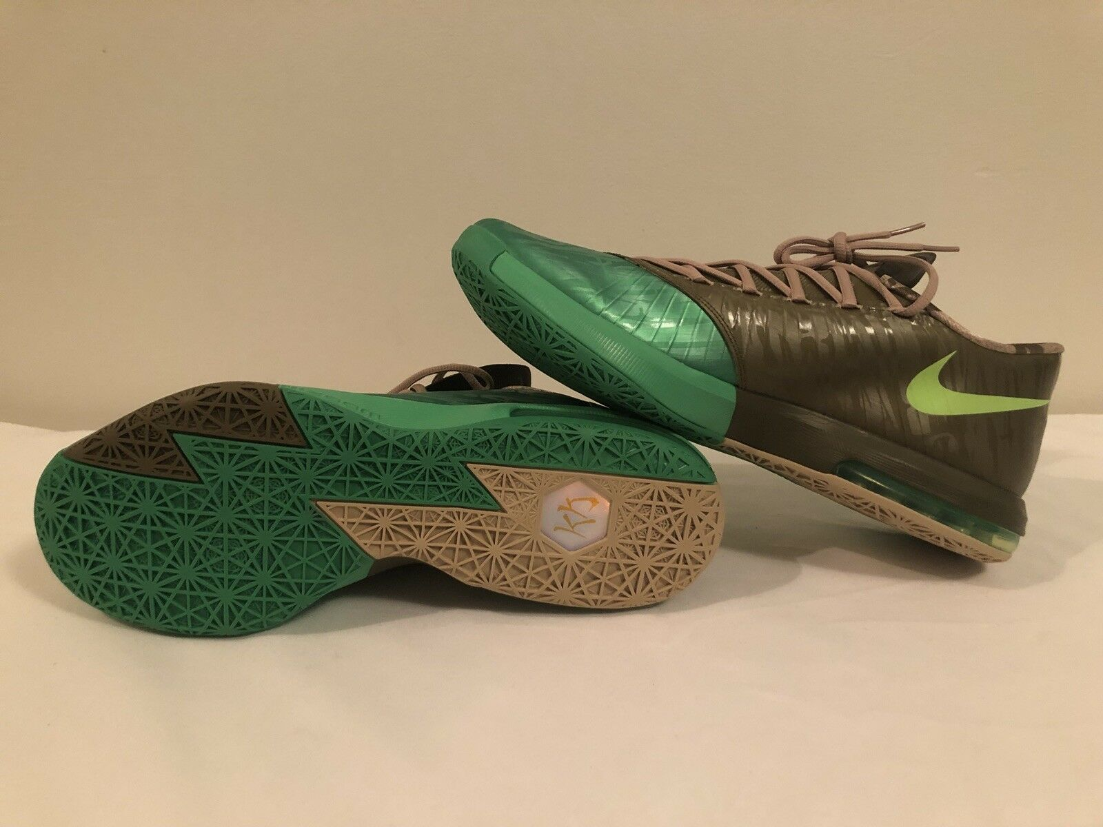 Men's KD 6 Bamboo Size 13 New & Real
