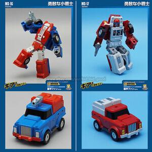 MFT-MS-16-Rocke-17-Spiale-G1-Transformers-Robot-Pocket-Size-Action-Figure-Toys