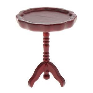 1-12-mobili-per-case-delle-bambole-semplice-tavolino-rotondo-tavolino-casa-delle