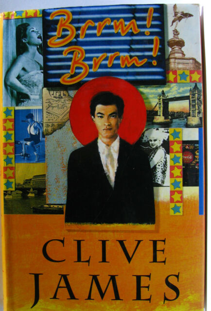 #JL9, Clive James BRRM! BRRM! OR THE MAN FROM JAPAN OR PERFUME AT ANCHORAGE, ...