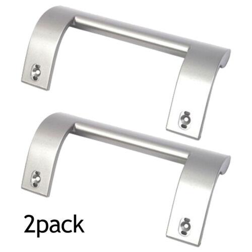 BEKO Genuine Fridge Freezer Door Handle Grab Bar CXF5104B CXF5104S CXFD5104S 2pk